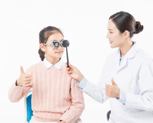 衡阳视力康复